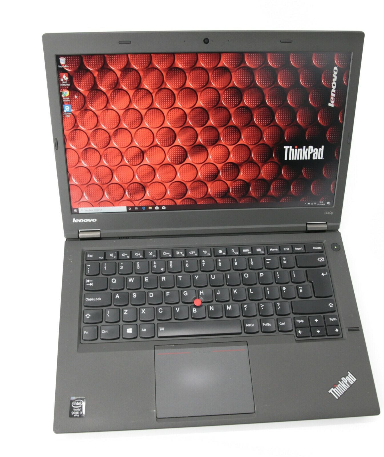 Lenovo ThinkPad T440P IPS Laptop: Core i7-4600M, 8GB RAM, 240GB, NVIDIA 730M VAT - CruiseTech