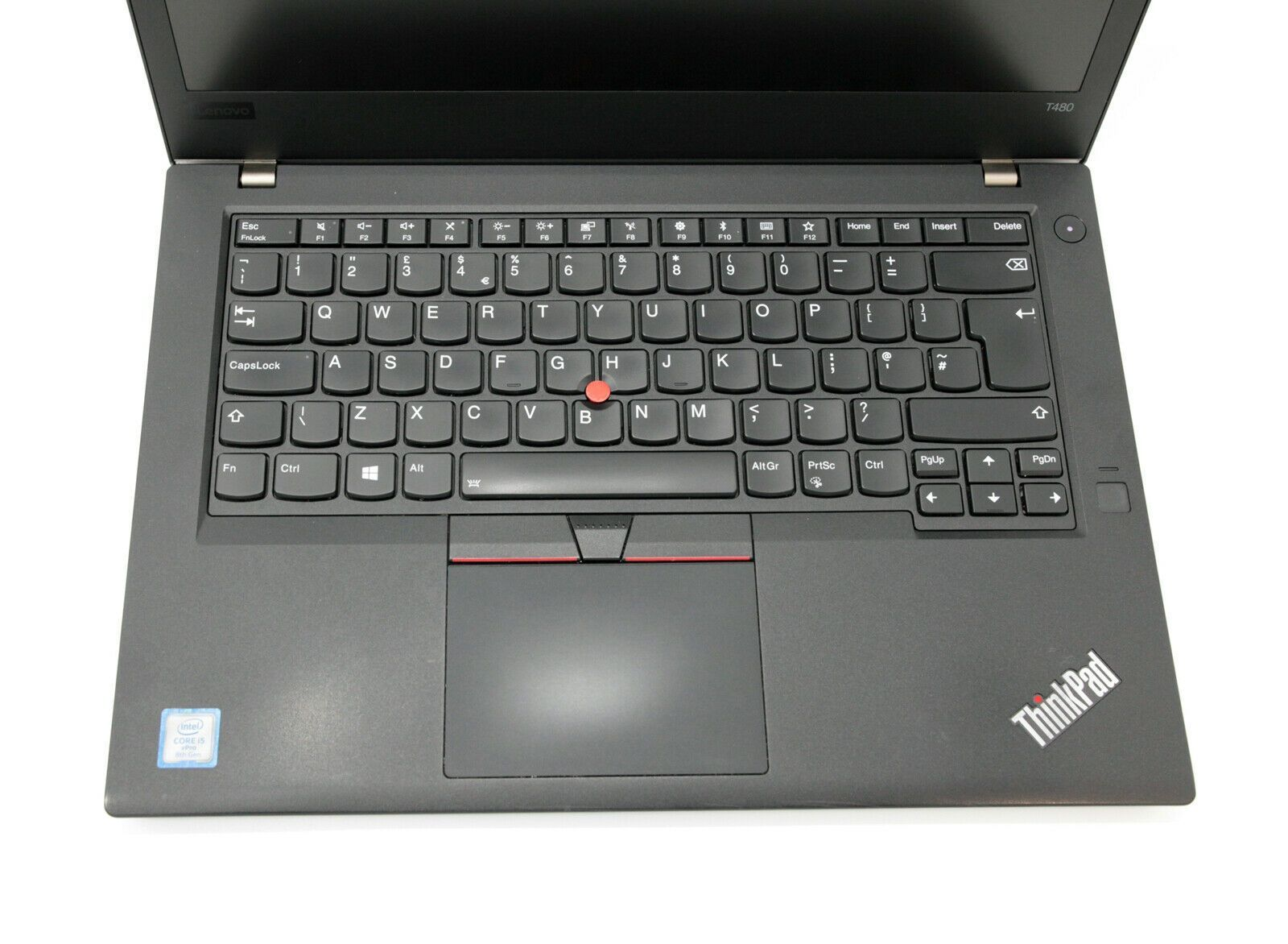 Lenovo Thinkpad T480 Touchscreen Laptop: 8th Gen i5, 16GB RAM 256GB SSD Warranty - CruiseTech