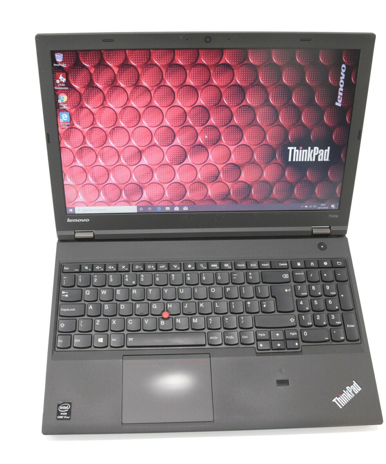 Lenovo ThinkPad T540P Laptop: 4th Gen i7, 480GB SSD, NVIDIA 730M VAT - CruiseTech