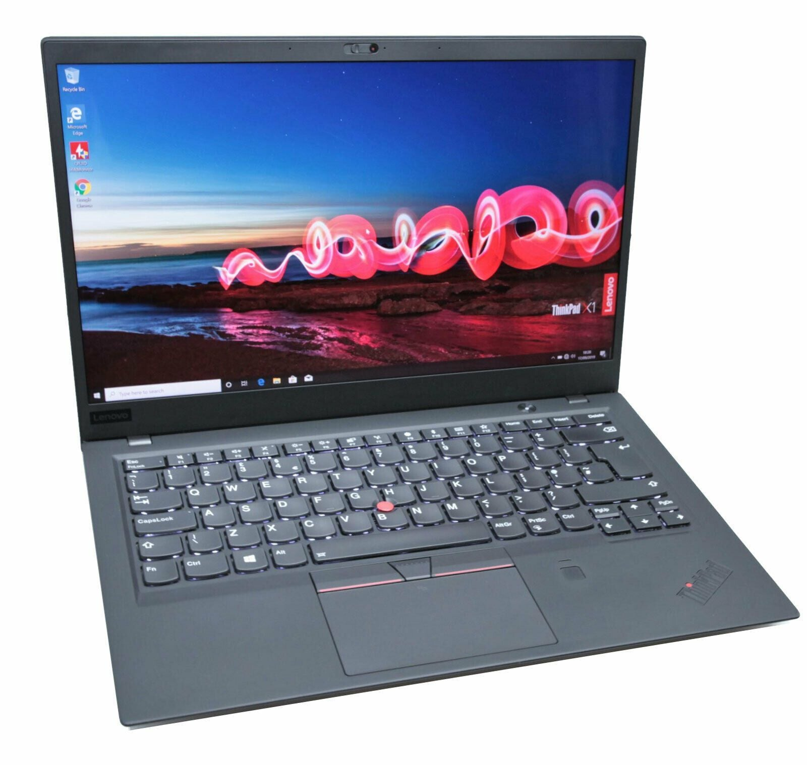 Lenovo Thinkpad X1 Carbon 6th Gen: Core i7-8550U, 512GB, HDR, LTE, Warranty - CruiseTech