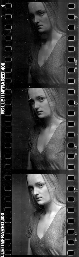 Rollei Infrared 400 Exposure Set