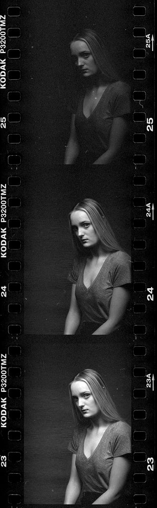Kodak T-Max 3200 Exposure Set