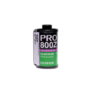 Fuji PRO 800Z 35mm film canister