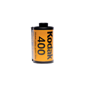 Kodak Max 400 35mm film canister