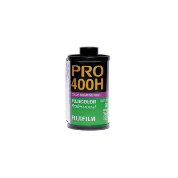 Fuji Pro 400H 35mm Film Canister