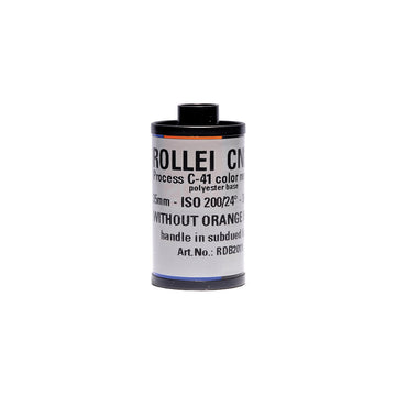 Rollei CN200 35mm Film Canister