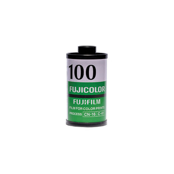 Fujicolor 100 35mm Film Canister