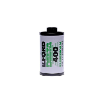 Ilford Delta 400 35mm Film Canister