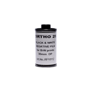 Maco Ortho 25 35mm Film Canister