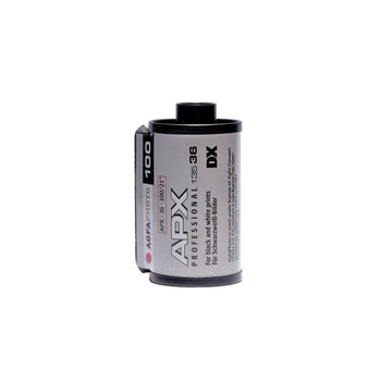 AGFA APX 100 35mm Film Canister