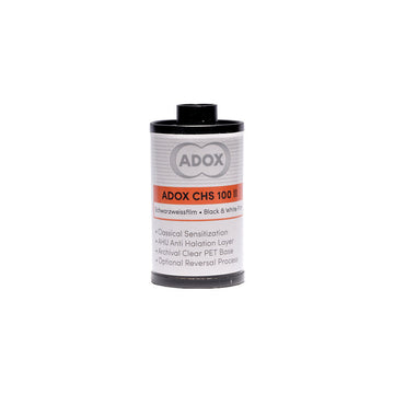 ADOX CHS 100 35mm film canister