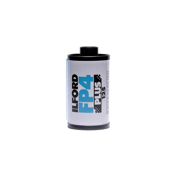 Ilford FP4 Plus 125 35mm Film Canister