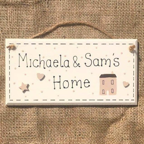 New Home Housewarming Gift Personalised