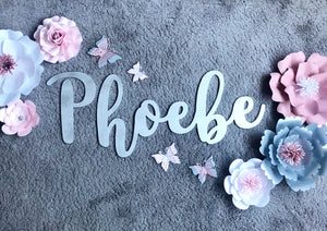 Phoebe 6 Piece Paper Flower Set