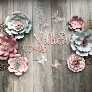 Nellie 6 Piece Paper Flower Set
