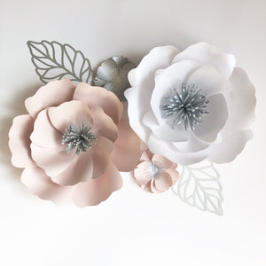 Fresh Paper Flower Set