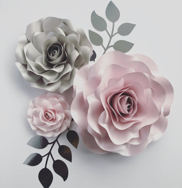 Lola Rose and Paper Flower Set