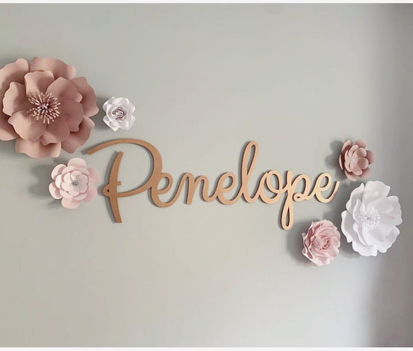 Penelope 6 Piece Paper Flower Set