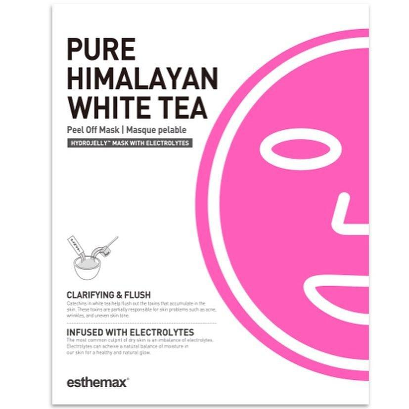 Esthemax Pure Himalayan White Tea Jelly Mask