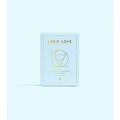 Salted Caramel Crunch by Loco Love