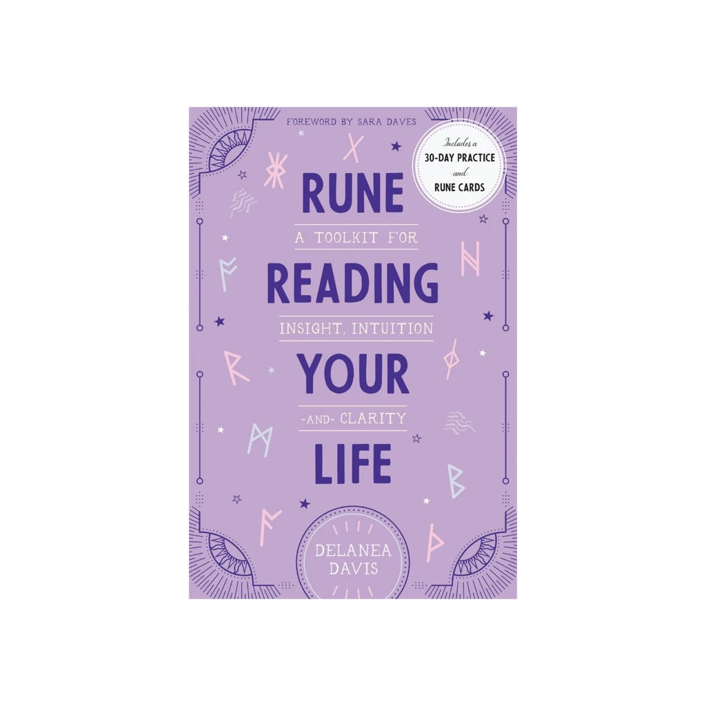 Rune Reading Your Life Hardcover Book