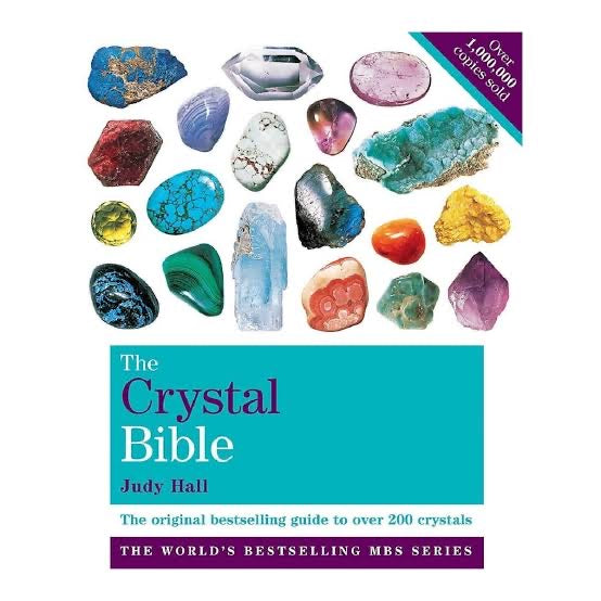 Crystal Bible: Volume 1