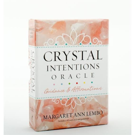Crystal Intentions Oracle Cards