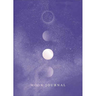 Moon Journal by Sandy Sitron