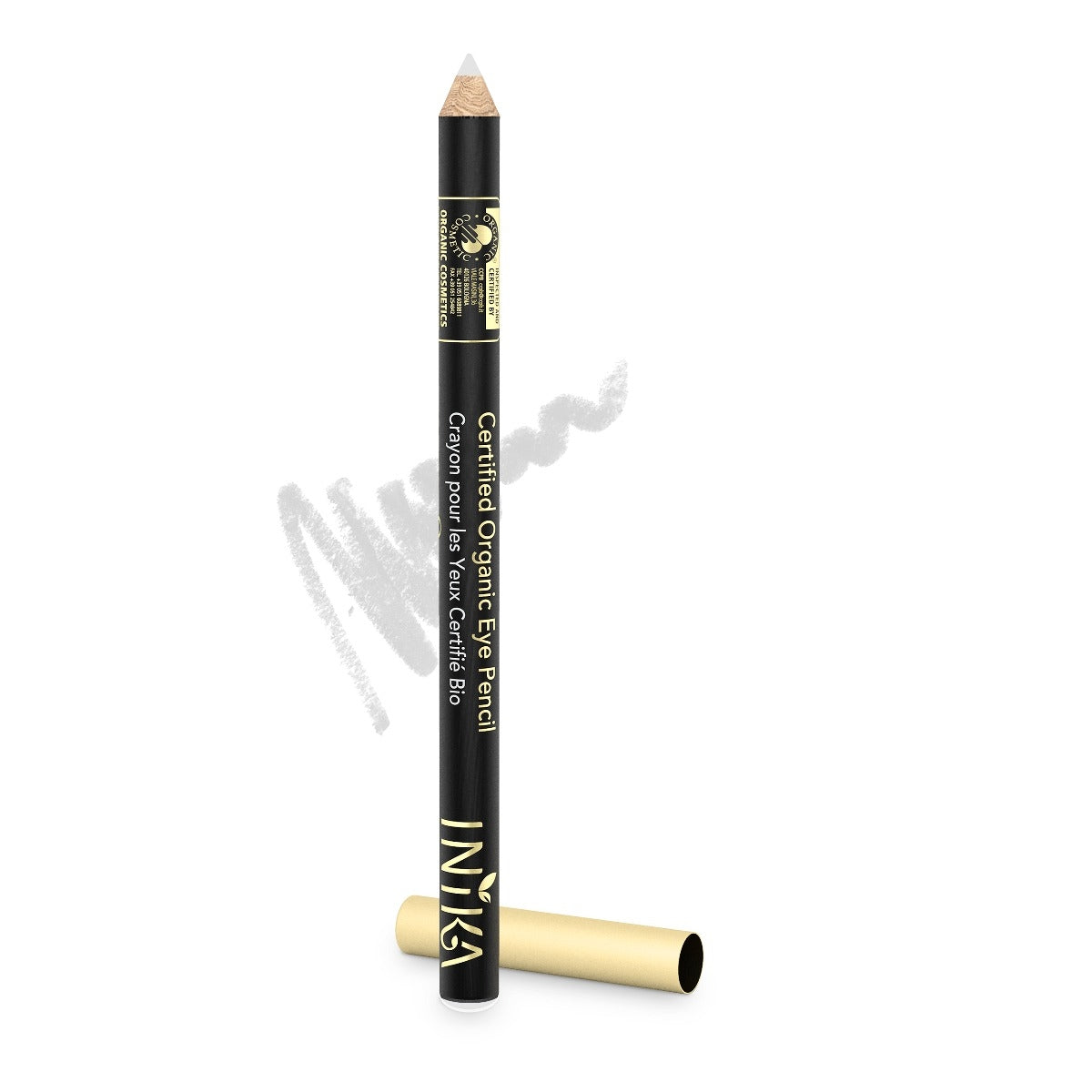 Inika Certified Organic Eye Pencil White Crystal