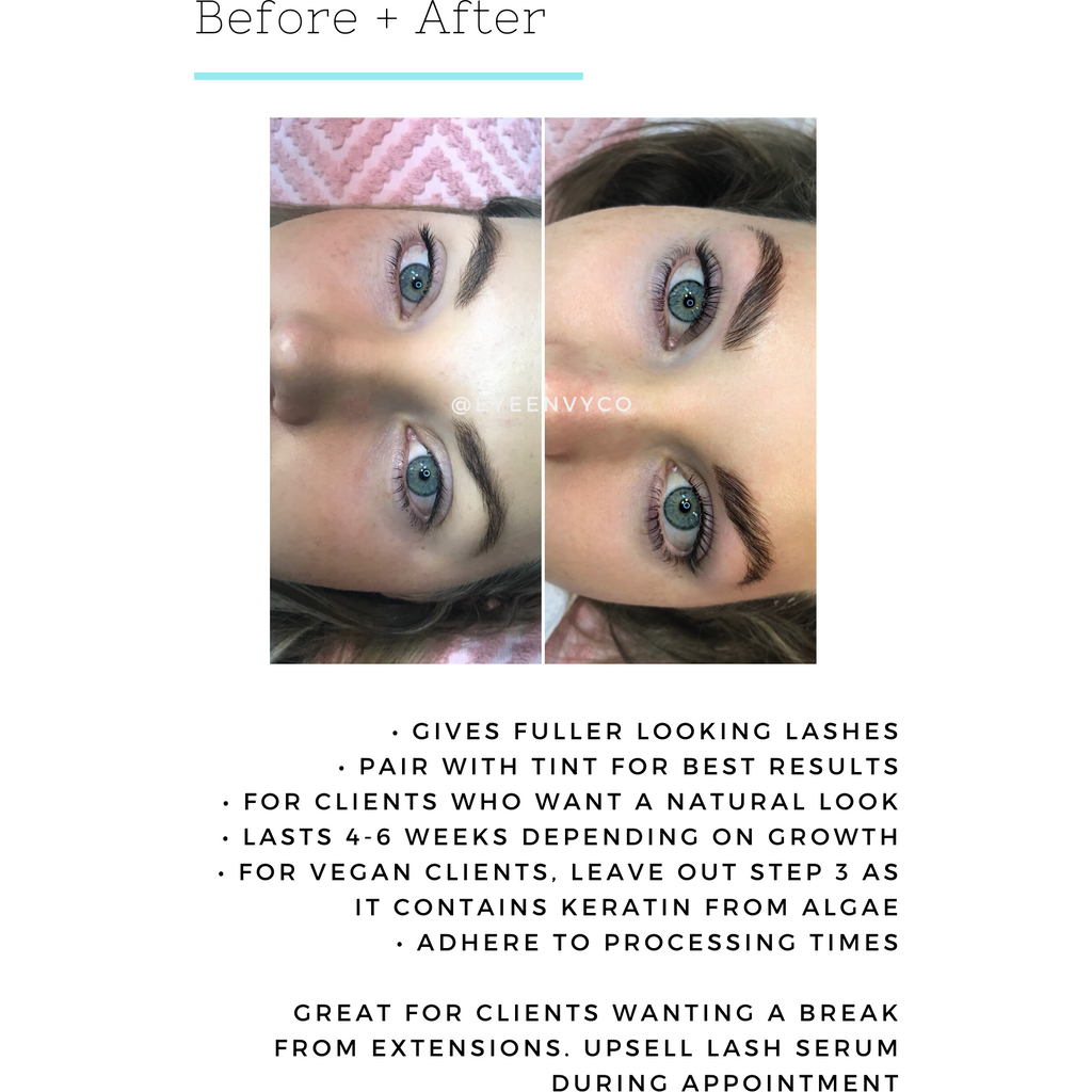 Online Lash Lift Course