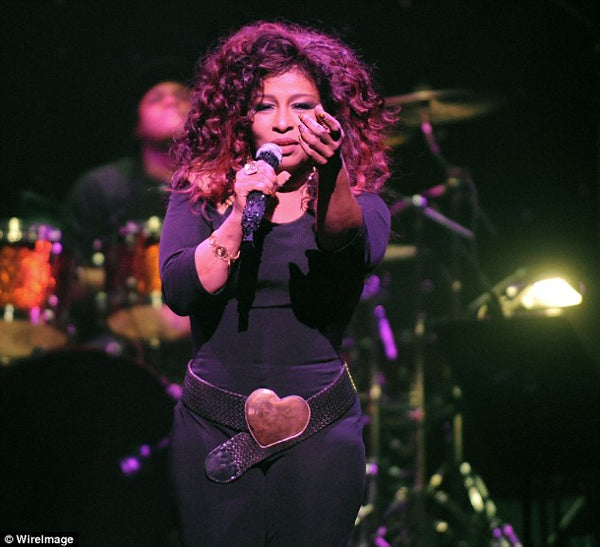 Chaka Khan's Amazing Weight Loss
