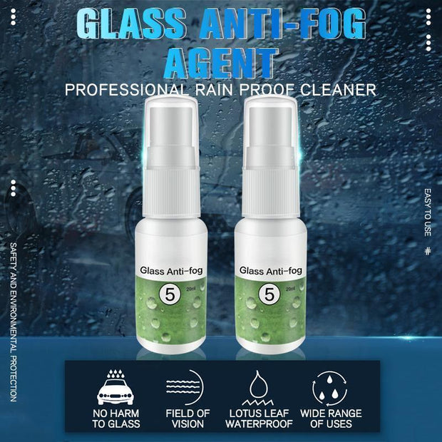 Glass Anti-fog Rainproof Agent  (Limited Time Promotion-50% OFF)