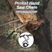 Pocket Hand Saw Chain