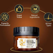 GLOSSI™ : Professional Hair Treatment Mask