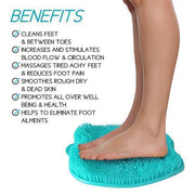 Shower Foot Massager Scrubber