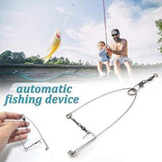 Automatic Fishing Hook Line Tie Tool