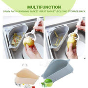Kitchen multi-purpose basket