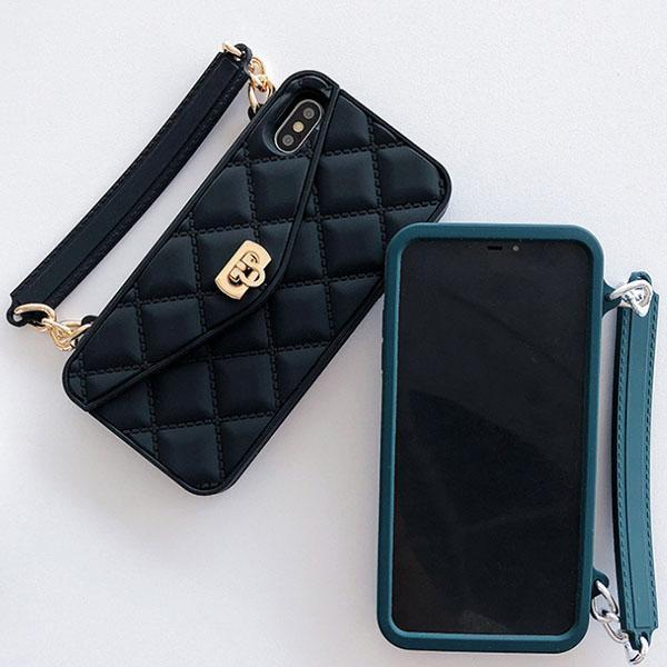 Silicone Handbag Purse Phone Cover