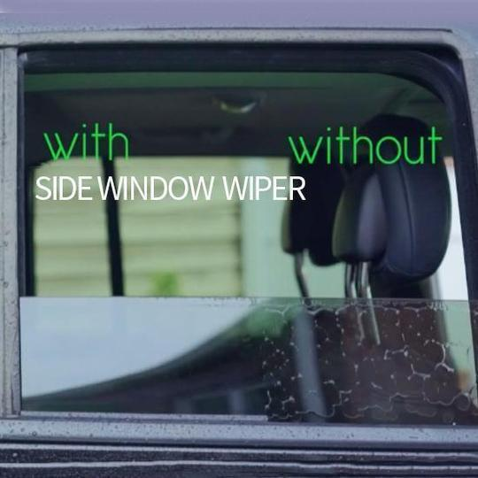 Side Window Wiper