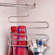 Multi-Functional S-Type Clothes Hanger