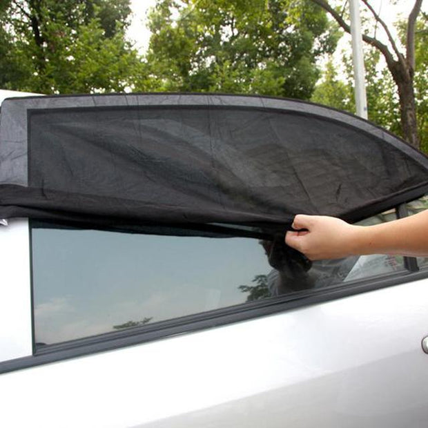 CARSUN™ : Car Window Cover Sunshade Curtain (2 PCS)