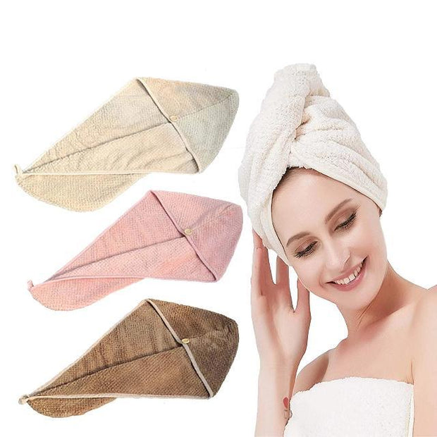 DRYUP™ : Quick-Drying Hair Towel