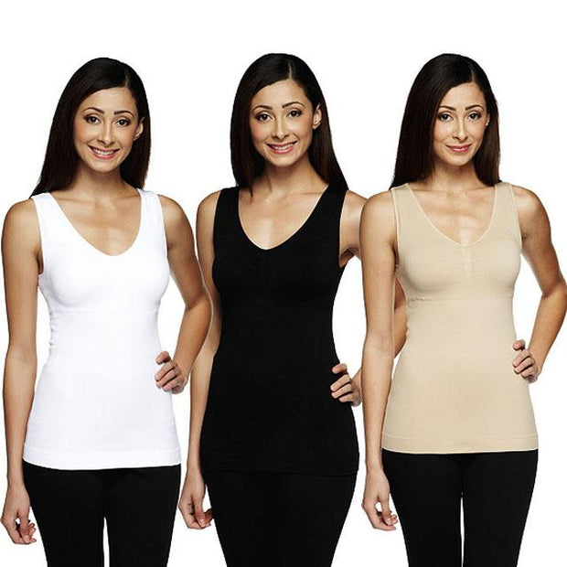 SLIMAC™ : Slimming Camisole Extra-Comfortable 3-in-1