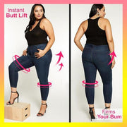 JYNY™ : Stretchy Slimming Jeans Leggings