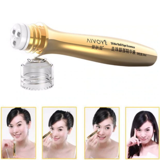 FRESHEYE™ : Luxury 24K Gold Under-Eye Roller