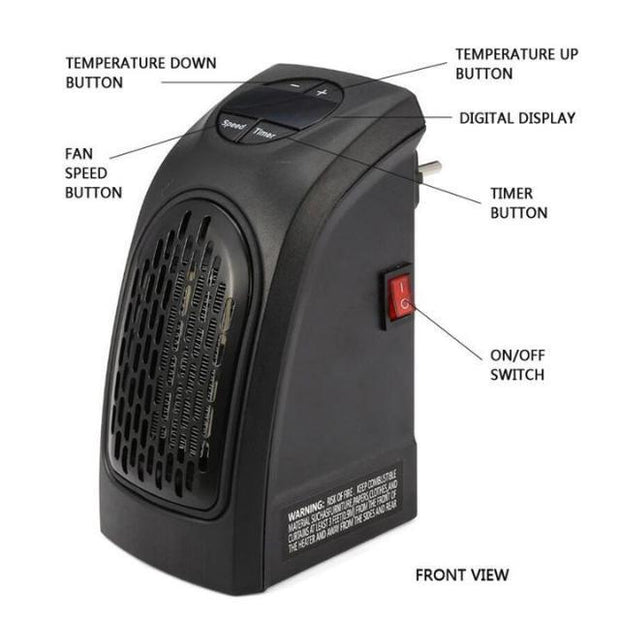 HEATOM™ : MINI ELECTRIC HOME HANDY HEATER