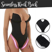DEEP-V™: Backless Body Shaper Bra