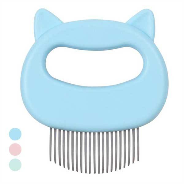 CATMAS™: Pet massage-cleaning comb