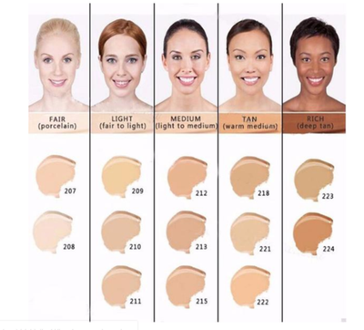 DERMACO  - Amazing Concealer 13 Shades Available