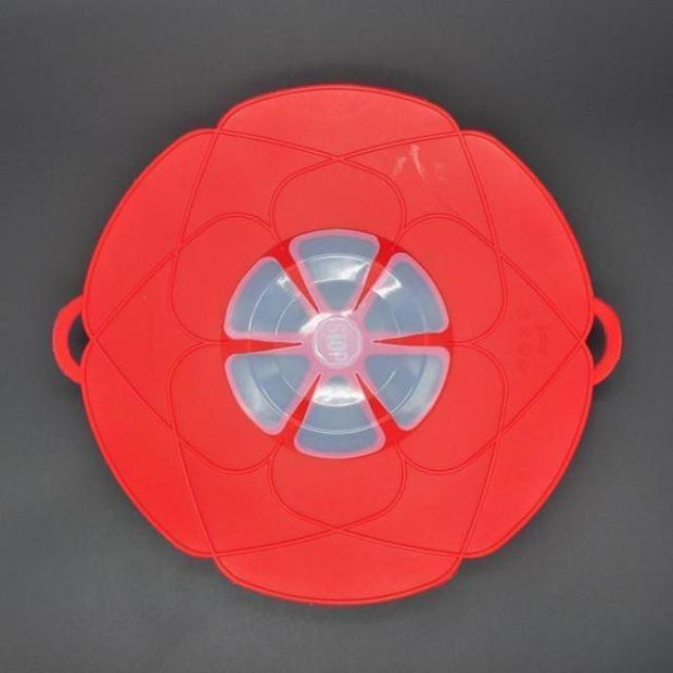 SPILSTOP™ : Bloom Multi-Purpose Lid Cover and Spill Stopper